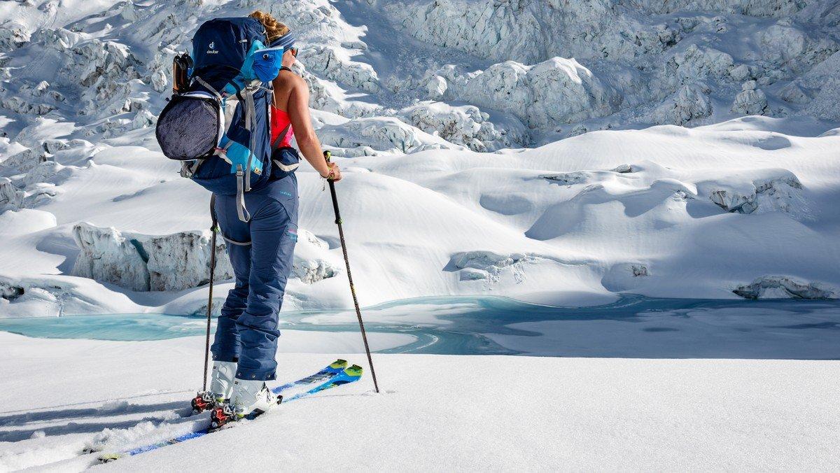 Pack esquí travesía mujer