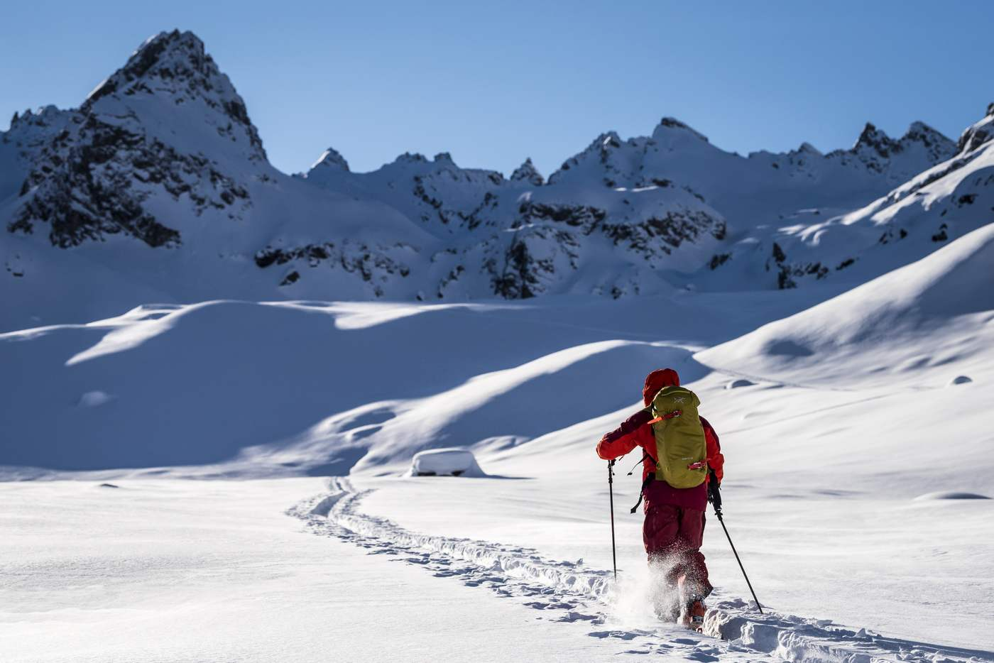 mochilas esquí