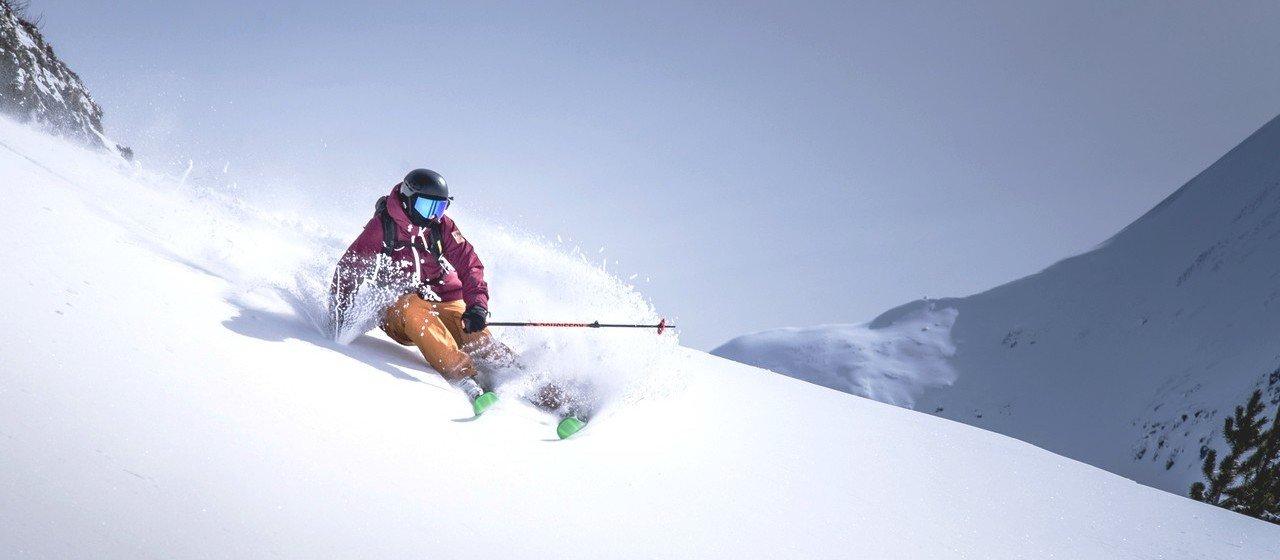 Compra esqui freeride