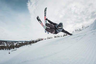 Esquís Faction