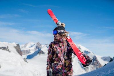 Esquís Roxy