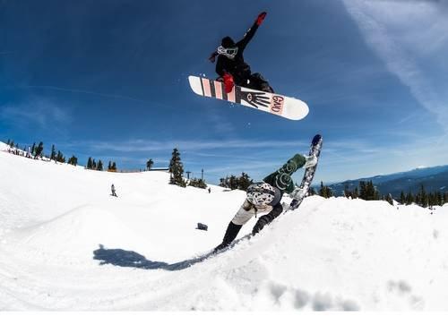 snowboard Gnu